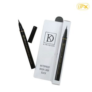 But da ke mat Karadium Waterproof Brush Liner Black