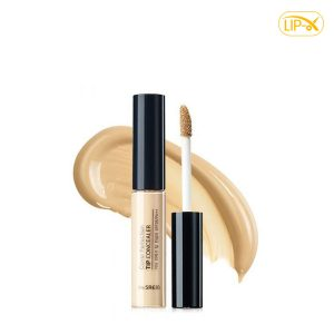 Kem che khuyet diem The Saem Cover Perfection Tip Concealer