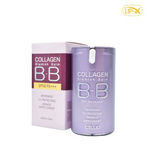 Kem nen BB Cream Cellio Collagen Blemish Baim 40ml