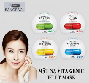 Mat na Banobagi Vita Genic Jelly Mask 30ml chinh hang tai Da Nang