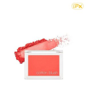Phan ma hong Missha Cotton Blush 4g