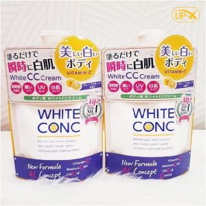 Thanh phan sua duong the White Conc White CC Cream chinh hang Nhat Ban