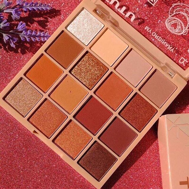 phan mat TUTU KaQi Color Eyeshadow Palette 4