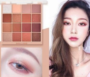phan mat TUTU KaQi Color Eyeshadow Palette