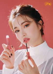 Son kem li 3CE Stylenanda Velvet Lip Tint mau Near And Dear