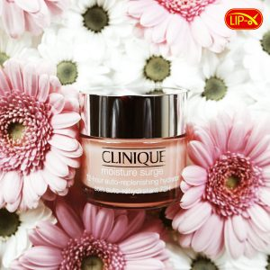 Thiet ke cua kem duong am Clinique Moisture Surge 72-Hour Auto-Replenishing Hydrator chinh hang My