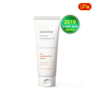 Sua rua mat Innisfree White Pore Facial Cleanser Ex 150ml
