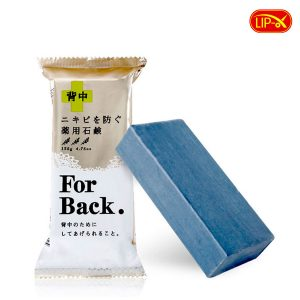 Xa phong tri mun lung For Back Medicated Soap chinh hang Nhat Ban