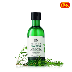 Nuoc hoa hong The Body Shop Tea Tree Skin Clearing Toner gia tot