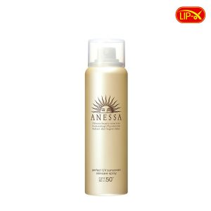 Xit chong nang Anessa Perfect UV Sunscreen Skincare Spray SPF50 chinh hang Nhat Ban