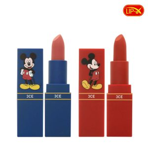 Son thoi 3CE Disney Mickey Lip Color chinh hang Han Quoc