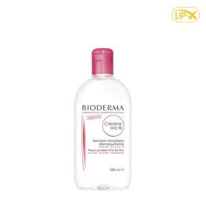 Nuoc tay trang Bioderma hong Crealine H2O