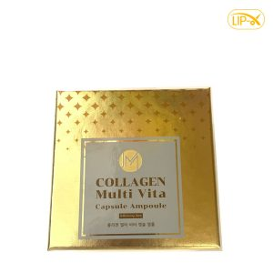 Tinh Chat JM Collagen Multi Vita Capsule Ampoule Whitening Care