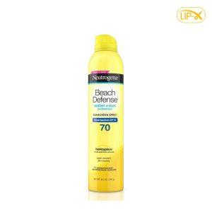 Xit chong nang Neutrogena Beach Defense Sunscreen Spray SPF70 240g