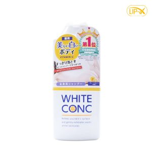 sua tam trang da white Conc Body vitamin C 360ml 6