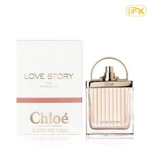 Nuoc hoa mini nu Chloé Love Story Eau De Parfum 7.5ml