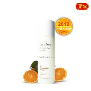 Nuoc hoa hong Innisfree Whitening Pore Skin EX chinh hang Han Quoc