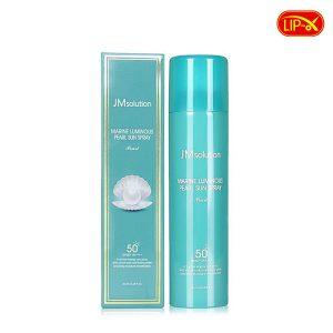 Xit chong nang ngoc trai JM Solution Marine Luminous Pearl Sun Spray SPF50+ PA++++ chinh hang Han Quoc