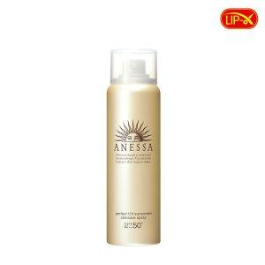Xit chong nang Anessa Perfect UV Sunscreen Skincare Spray SPF50 chinh hang Nhat Ban